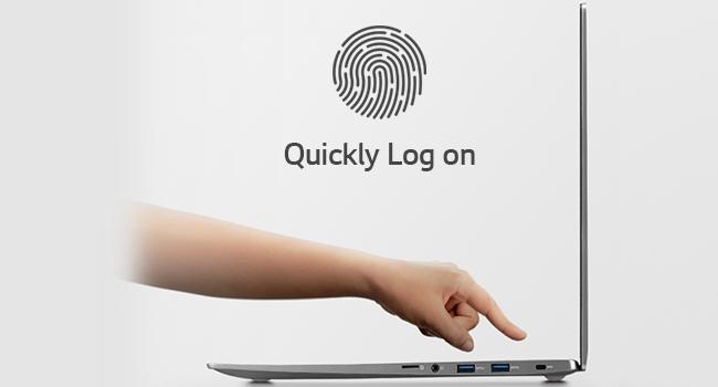security fingertips