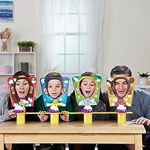 Hasbro Gaming - Juego infantil Cara Splash (Hasbro E2762175): Amazon.es: Juguetes y juegos