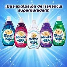 Mimosin Moussel Suavizante concentrado - 58 lavados - pack de 8 ...