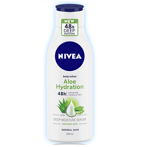 Bottle of Aloe Hydration  Lotion