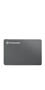 2TB Transcend Hard Disk