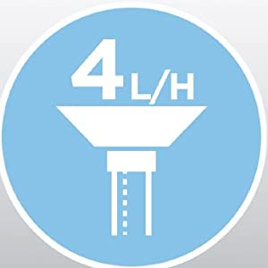 4L/H Hot Water Output,Midea water Dispenser,Top load water dispenser, Hot & Cold Water Dispenser