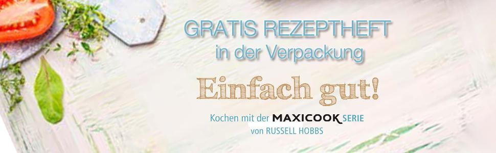 Amazon.de: Russell Hobbs 23560-56 MaxiCook Digitaler