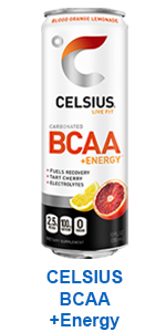 CELSIUS BCAA +Energy