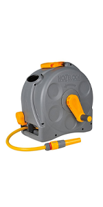 compact 2-in-1 reel
