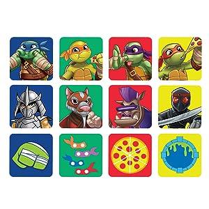 Amazon.com: Magformers Teenage Mutant Ninja Turtles Conjunto ...