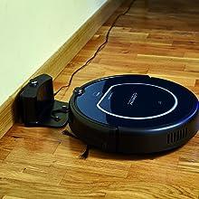 Ariete 2712-21 Aspirador Robot Evolución 2.0 Pro, Negro: Amazon.es: Hogar