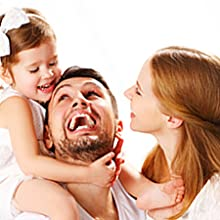 image of a happy smiling family