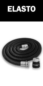 Elasto black hose