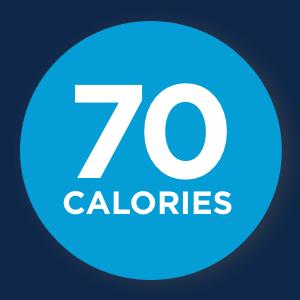 70 Calories
