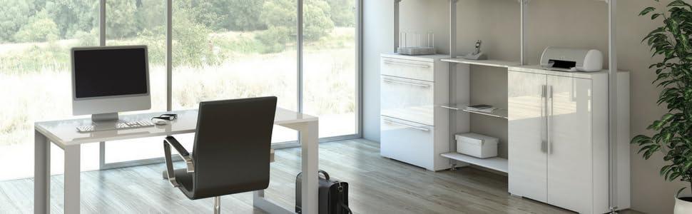 Ruedas para muebles de oficina y hogar
