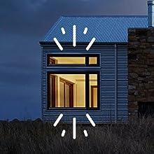 LIFX (B22) Wi-Fi Smart LED Light Bulb