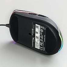Gaming Mouse las partes