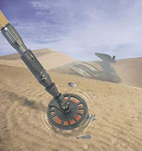 Seek and find metal like a Jakku Scavenger!