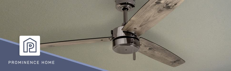 prominence home, ceiling fans