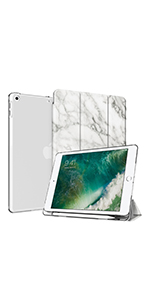 iPad 6th gen case with pencil holder