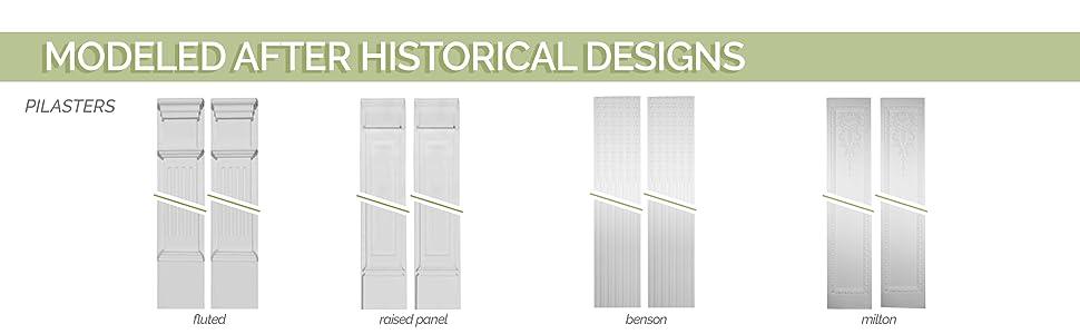 historical designs