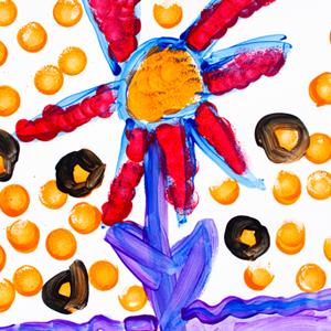Beginner Artist, Economical Washable Tempera Paint