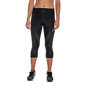 Endurance Pro Muscle Support 3/4 Compression Tight