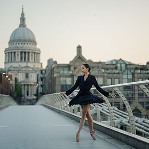 Dane Shitagi, Ballerina Project
