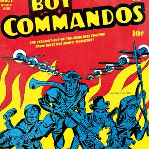 『ボーイ・コマンドース』1号、 1942年冬。