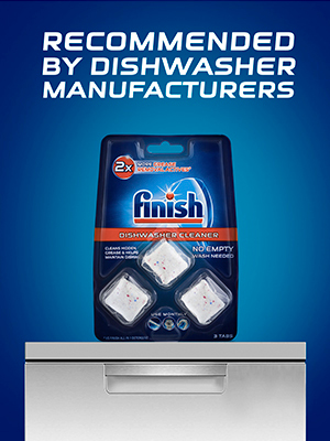 dishwasher;dishwasher cleaner;dishwashing tablets;finish