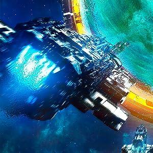space warp travel