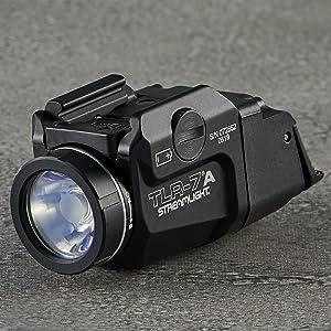 Streamlight TLR-7A Flex Low Profile Gun Mounted Flashlight 69424 for sale online