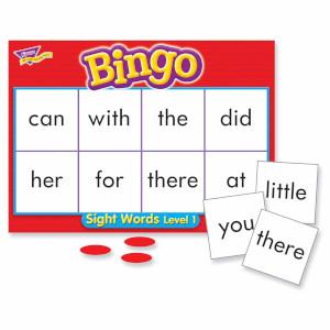 trend:enterprises:sight:words:bingo