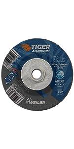 Weiler Weiler Aluminum Cut/Grind Combo