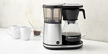 Bonavita BV1901GW Performance Coffee Brewer Independently Tested Coffee Maker One-Touch