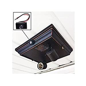 Woods 59408wd Outdoor Hard Wired Post Eye Light Control