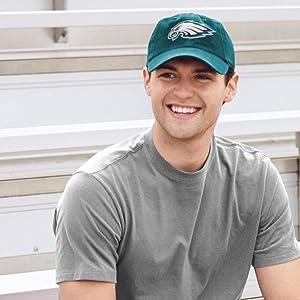 NFL Mens OTS Deck Hand Challenger Adjustable Hat