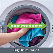 bosch original washing machine with dryer for easy wash with big drum size for heavy load