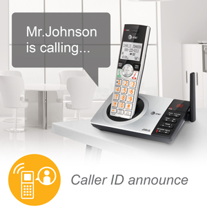 caller ID announce call screening made easy