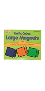 unifix cubes magnets