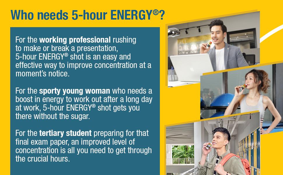 5 hour energy winning sugar dietary supplement zero sugar free low calories