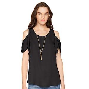 Juniors top, blouse, shirt
