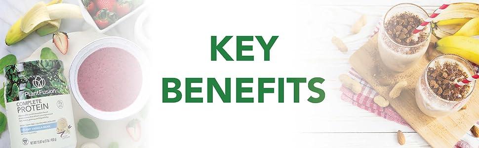 Key Benefits 1