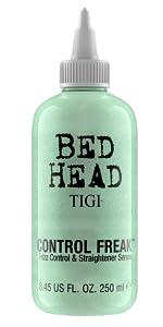 tigi bed head bedhead control freak straightening serum anti frizz frizzy flyaways smooth soft