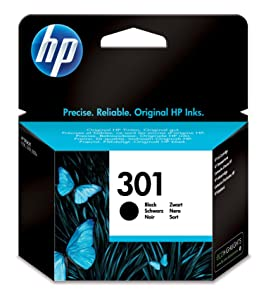 HP 301 Black Original Ink Cartridge CH561EE