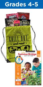Summer Bridge Backpack 4-5