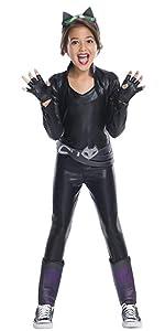girl's catgirl costume