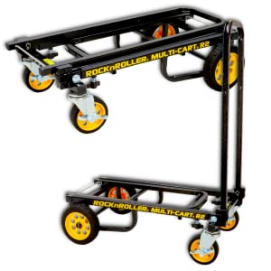 R18rt Rocknroller Multi-cart Mega Plus capacit/é de 315/kg