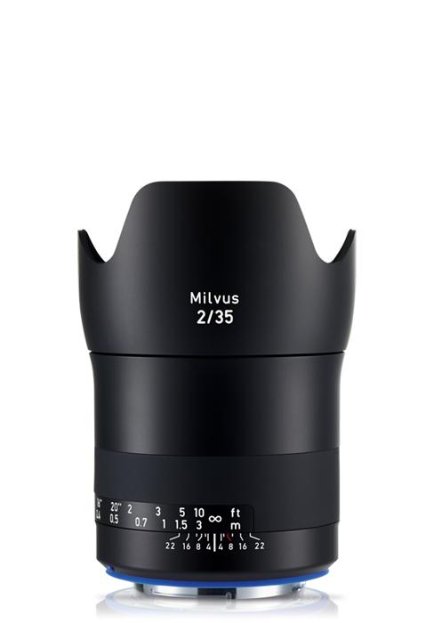Zeiss Milvus 1 4 85 Für Canon Dslr Kameras 2096 561 Kamera