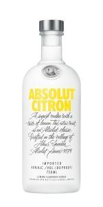 アブソルートシトロン