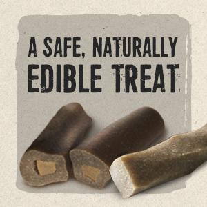 A safe, naturally edible treat