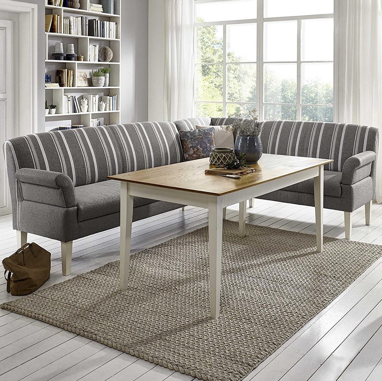 cavadore 2er sofa malm f r k che esszimmer oder wohnk che. Black Bedroom Furniture Sets. Home Design Ideas