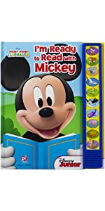 sound,book,toy,toys,picture,pi,kids,children,phoenix,international,publications,mickey,mouse,disney