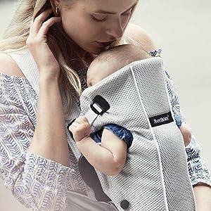 02b27dbf1d6d BABYBJÖRN Porte-bébé Original - portez bébé sur le ventre, face à vous ou  vers l extérieur